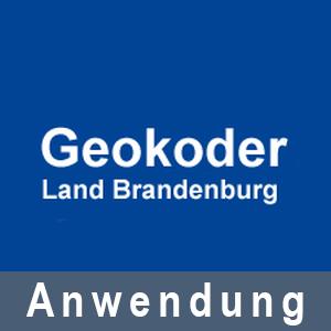 Vorschaubild für den Geokoder des Landes Brandenburg