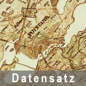 Ausschnitt aus der Suchodoletz-Karte