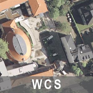 Digitale Orthophotos 20cm Bodenauflösung Farbe (WCS_BB_DOP20c)