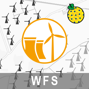 INSPIRE Download Service: Energy Resources / Windkraftanlagen in Brandenburg (WFS-ER-WKA)