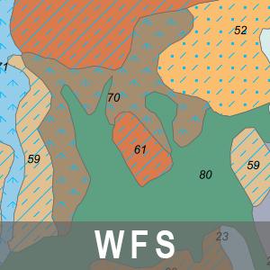 Bodenkarten – INSPIRE Download-Service (WFS-LBGR-BOKARTEN)