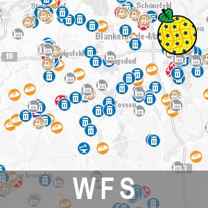 Anlagen nach Bundesimmissionsschutzgesetz in Brandenburg - INSPIRE Download-Service (WFS-LFU-BIMSCHG)