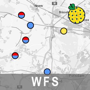 Deponien in Brandenburg INSPIRE Download-Service (WFS-LFU-DEPO)