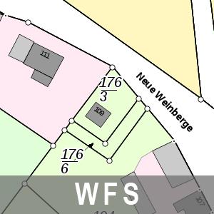 ALKIS NAS-konform Brandenburg (WFS)