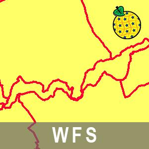Verwaltungseinheiten ATKIS Digitales Basislandschaftsmodell Brandenburg (INSPIRE-WFS)