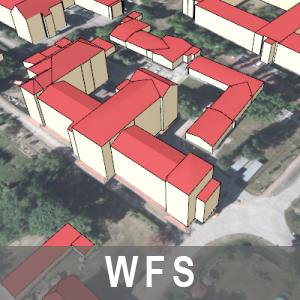 3D-Gebäude im Level of Detail 2 Brandenburg (WFS)