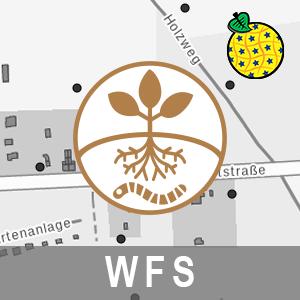 Boden ALKIS Brandenburg (INSPIRE-WFS)