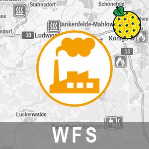 Interoperabler INSPIRE Download-Service: Production And Industrial Facilities / Großfeuerungsanlagen in Brandenburg (WFS-PF-GFA)
