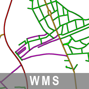ATKIS Basis-DLM Straßenklassifizierung Brandenburg (WMS)
