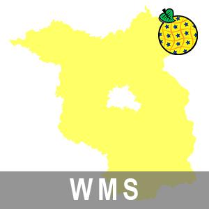 Verwaltungseinheiten ALKIS Brandenburg (INSPIRE-WMS)