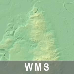 Digitales Geländemodell 1m Bodenauflösung Cache Brandenburg (WMS)