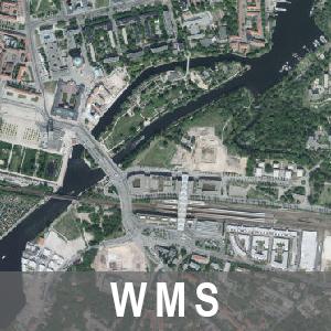 Digitale Orthophotos 20cm Bodenauflösung Farbe 2013-2015 Brandenburg mit Berlin (WMS)