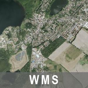Digitale Orthophotos 20cm Bodenauflösung Farbe Cache Brandenburg mit Berlin (WMS)