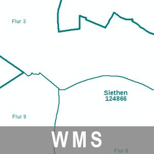 ALKIS Fluren und Gemarkungen Brandenburg (WMS)