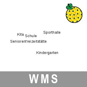 Geografische Bezeichnungen ALKIS Brandenburg (INSPIRE-WMS)