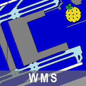 Verkehrsnetze ATKIS Digitales Basislandschaftsmodell Brandenburg (INSPIRE-WMS)