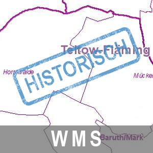 Verwaltungsgrenzen historisch Brandenburg mit Berlin (WMS)