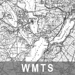 Karten des Deutschen Reiches 1 : 100 000 - Normalausgabe (WMTS_BB_DR100)